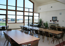 senior center inside